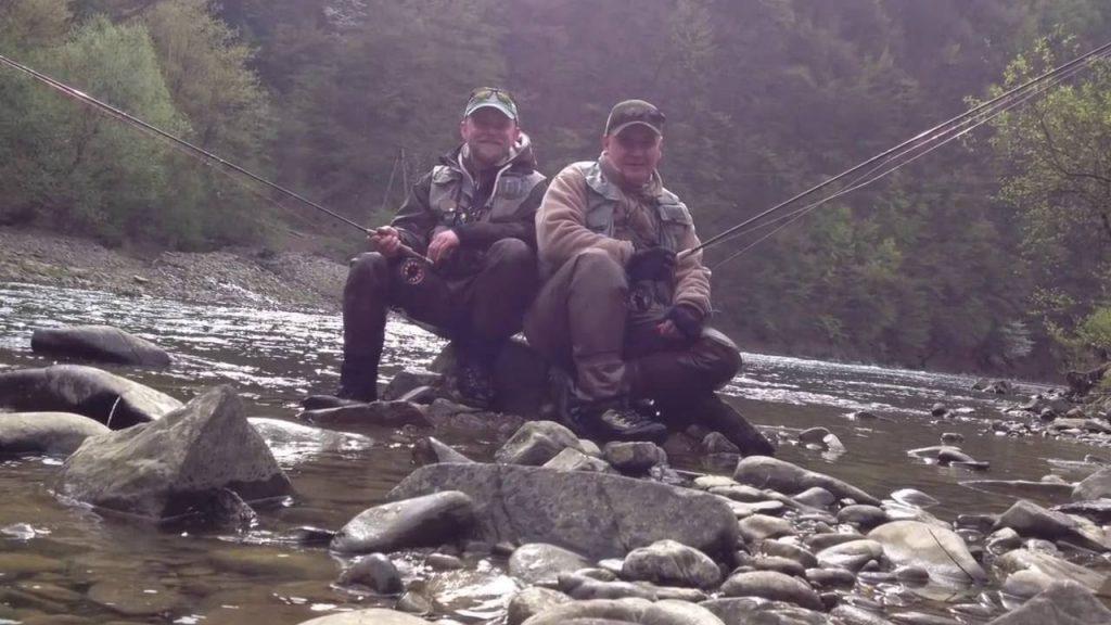 Wędkarstwo muchowe – Dunajec Krościenko